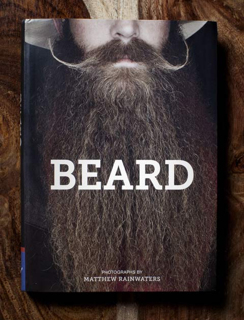 Beard-Book Matthew Rainwater