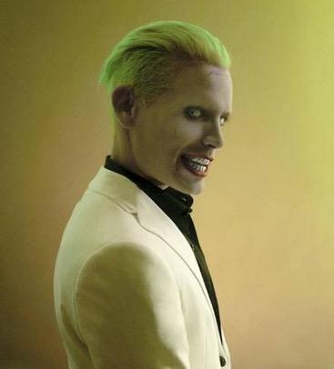 Joker Jared Leto Toronto Suicide Squad